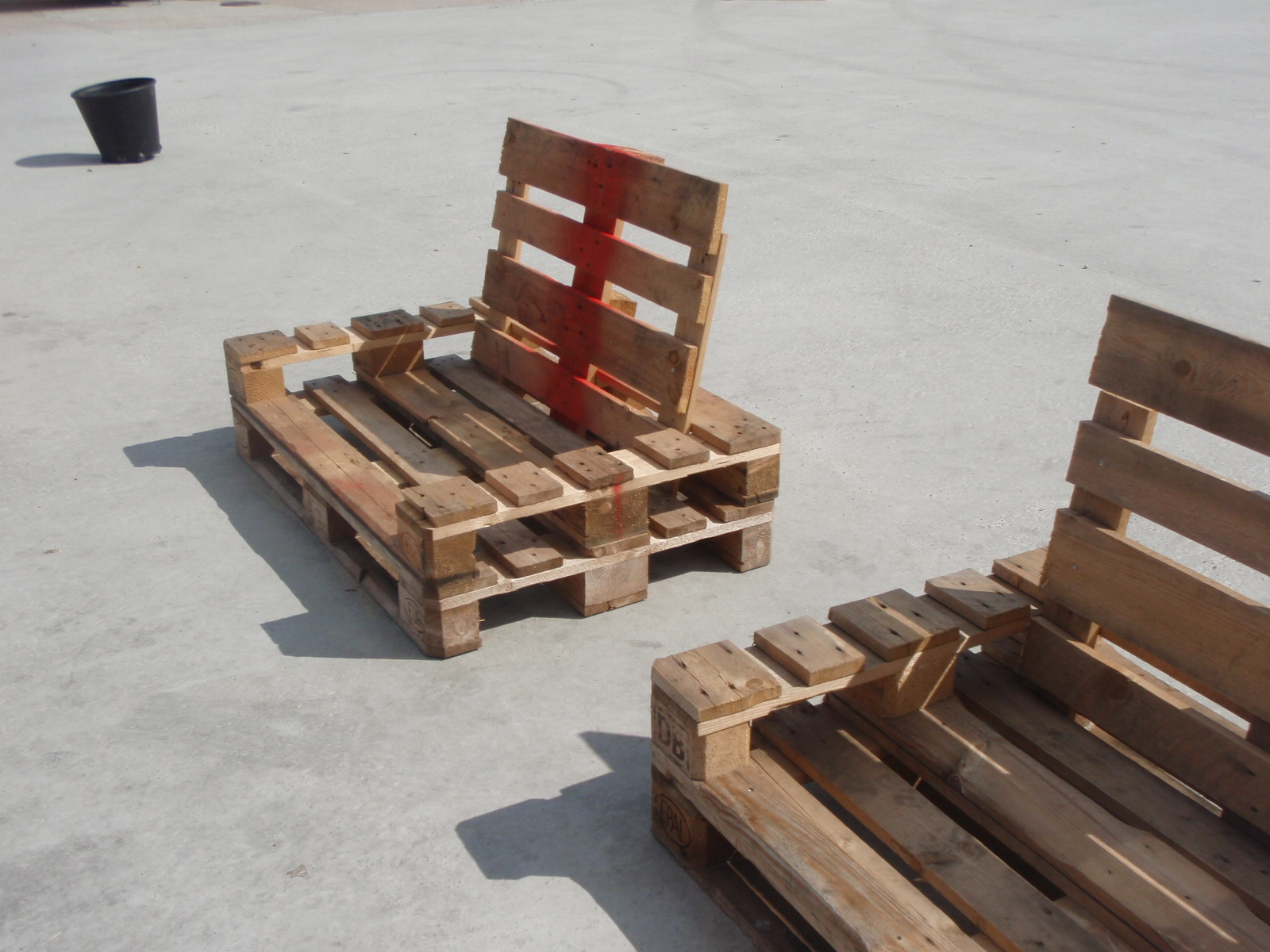 Copenhagen: Pallet Furniture  City Love